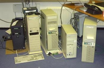 IT-Infrastruktur der Piratenpartei (Symbolbild I): So...