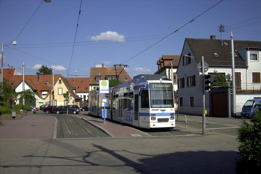 Endstation Heidelberg Eppelheim