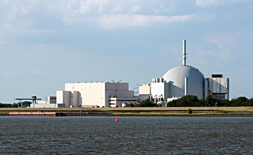 Kernkraftwerk Brokdorf: Im Zweifelsfall strahlt's bis nach Hamburg