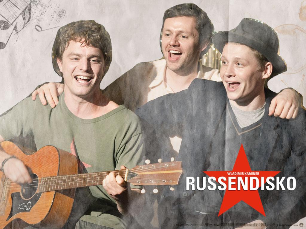 Russendisko: Mischa, Andrej und Wladimir