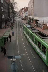 Zankapfel Limmerstraße: Hier wird am intensivsten gegen den Ausbau der Strecke gewettert
