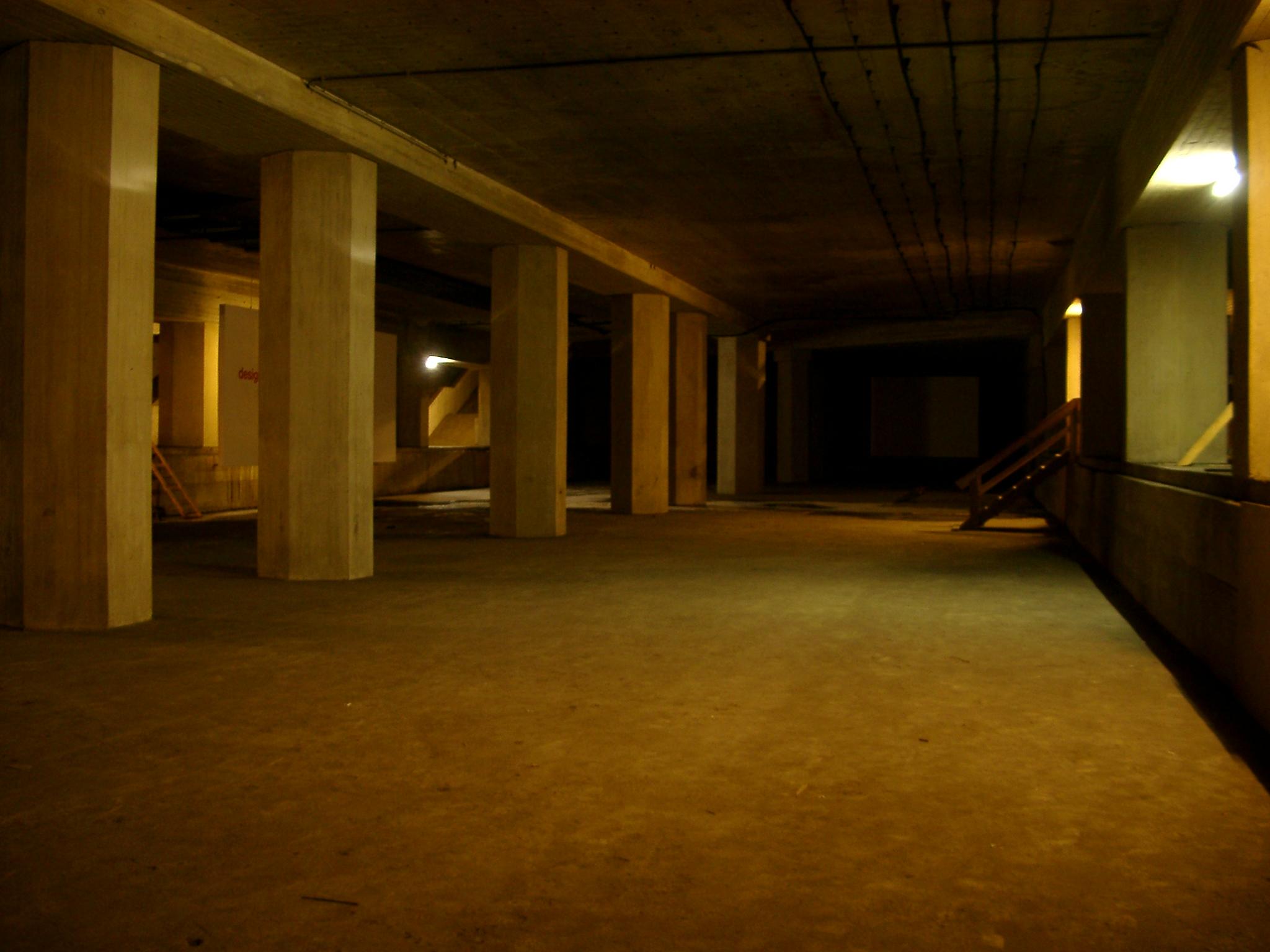 Tunnelstation für die D-Linie am Hauptbahnhof: Bauvorleistung aus den frühen 1970er Jahren