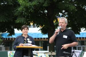 Susanne Müller-Jantsch und Christoph Sure