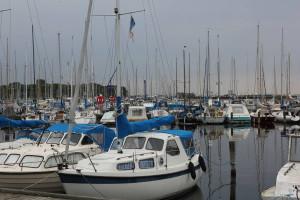 Yachthafen am Kastrup Strandpark