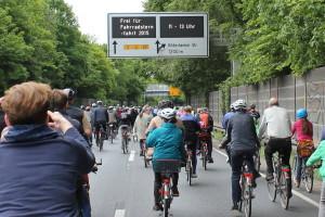 Fahrradsternfahrt 2015