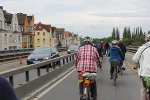Südschnellweg an der Hildesheimer Straße
