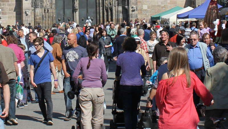 Flüchtlinge sind eine große Chance für die deutsche Gesellschaft