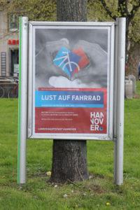 """Werbekampagne """"Lust auf Fahrrad"""": Wird leider immer wieder konterkariert"""