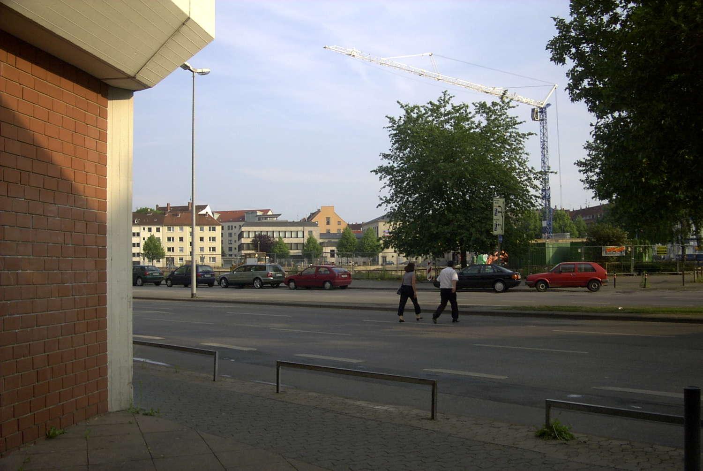 Blumenauer Straße, Hannover, 2003