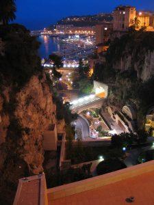 Monaco am Abend, 2006
