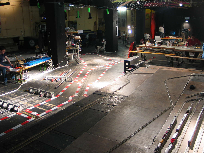 Modellbahntreffen in Kassel, 2009