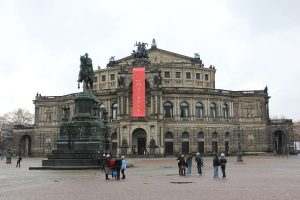 Semperoper, Dresden, 2010