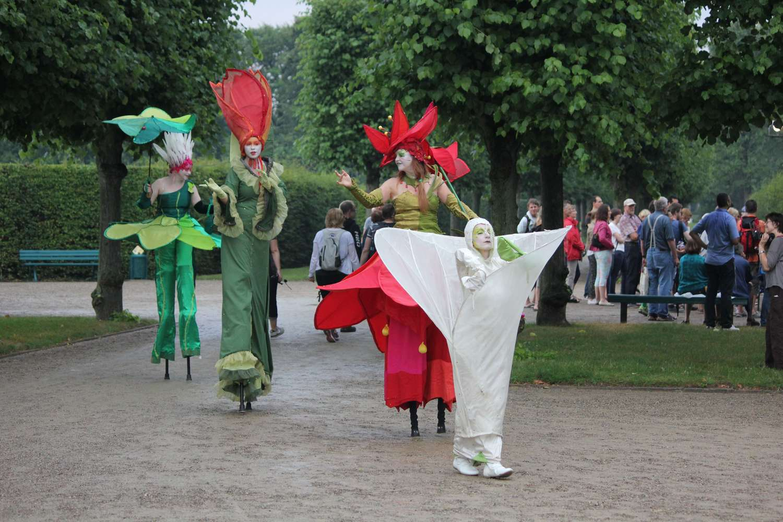 Art Tremondo beim Kleinen Fest, Hannover, 2015