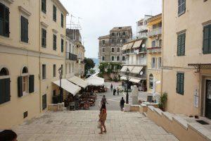Kerkyra Altstadt, Korfu, 2016