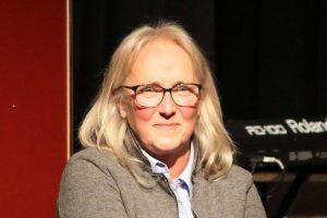 Astrid Reis, Geschäftsführerin des Hutgeschäfts