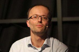 Leitete souverän die Veranstaltung: Felix Kostrzewa