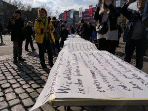 """Unterschriftenaktion """"Europäische Einigung vertiefen"""""""