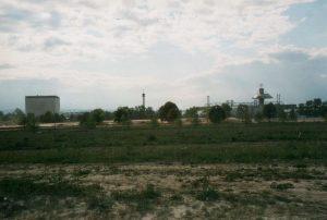 Südliches Expogelände, Hannover, 1998
