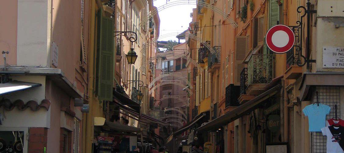 Monaco-Ville, April 2006