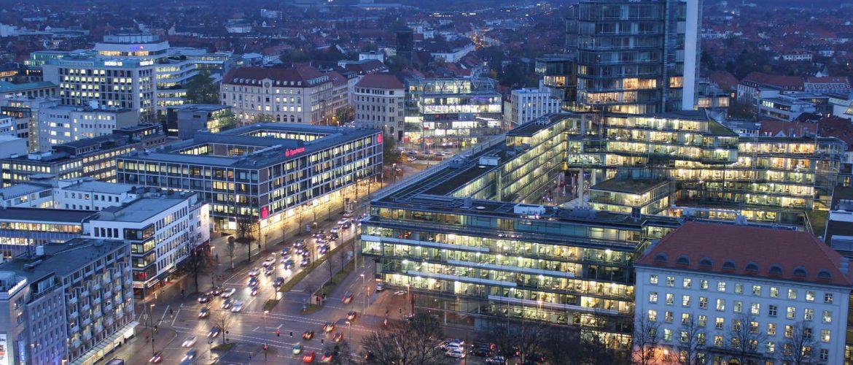 Aegidientorplatz, Hannover, 2010