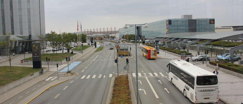 """Flughafenstraße """"Ellehammersvej"""", Kopenhagen, 2013"""