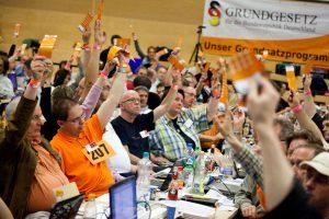 Landesparteitag Juli 2012, Wolfenbüttel