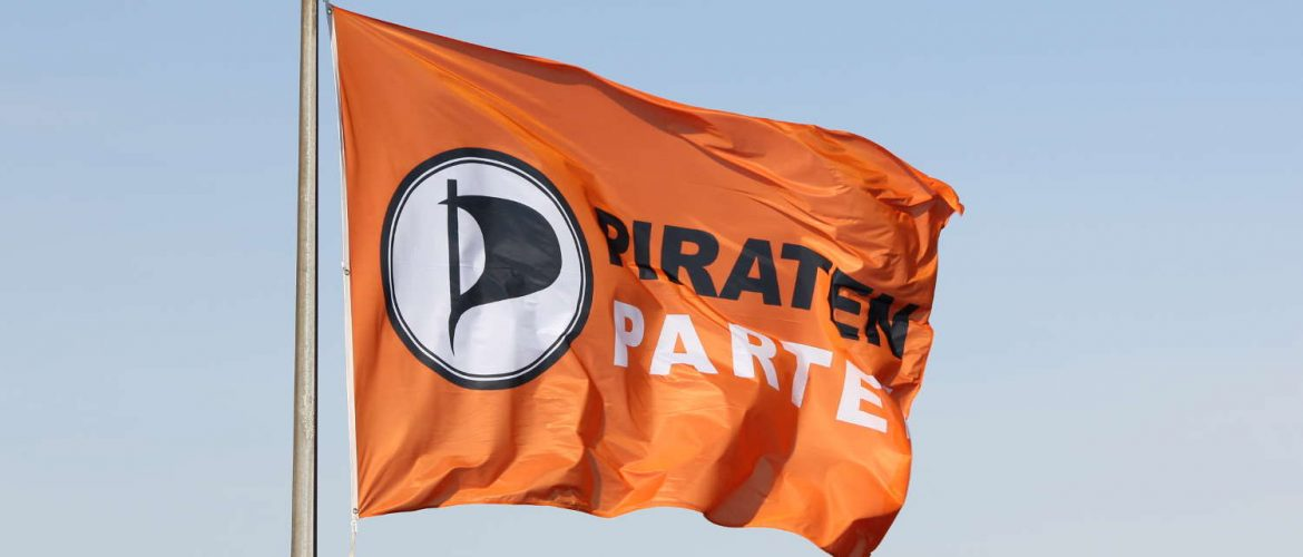 Piratenfahne