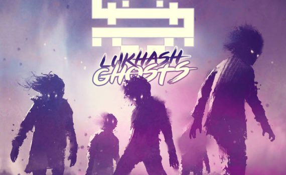 "Cover ""LukHash - Ghosts"""