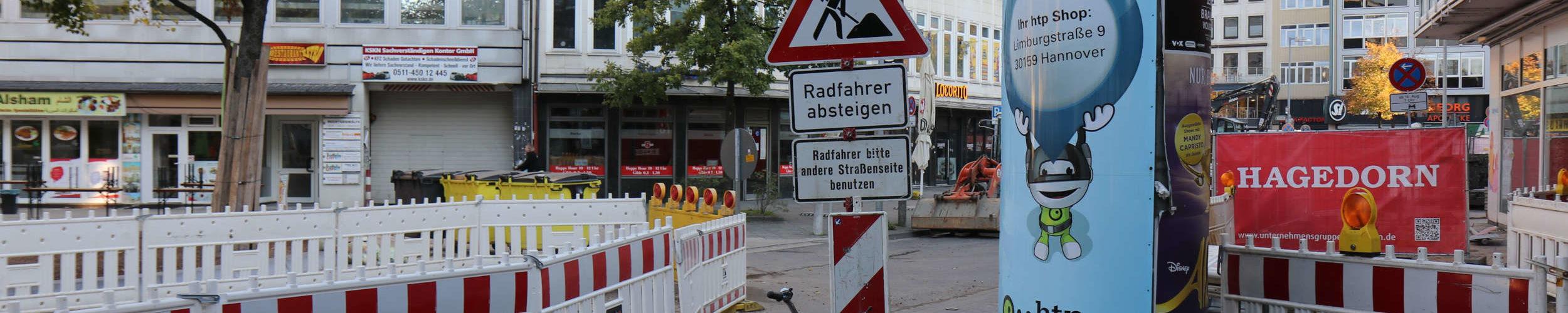Verkehrswende? So jedenfalls eher nicht...