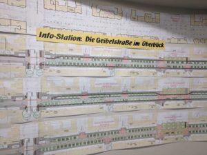 Überblick über die Planungen zur Geibelstraße im Forum: Viel Information, viel Dialog im Bürgerforum