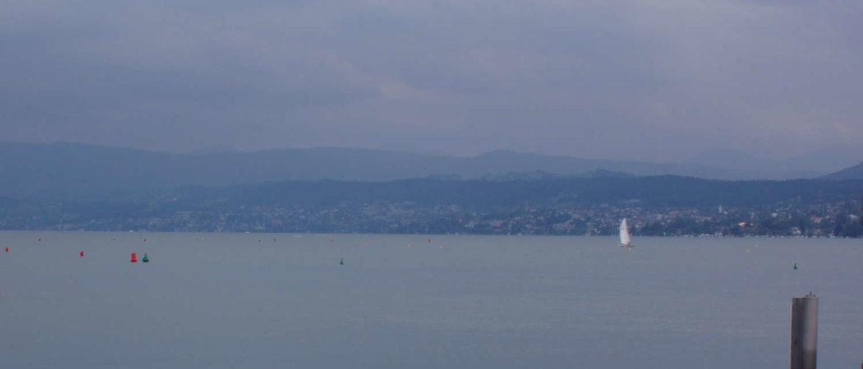 Zürichsee, Zürich, 2004