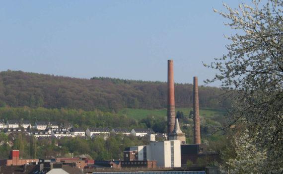 Blick über Wuppertal, Wuppertal, 2005