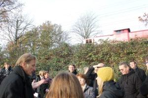 An der Güterumgehungsbahn, Hannover, 2011