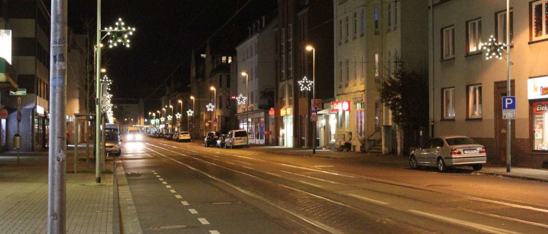 Ricklinger Stadtweg, Hannover, 2011