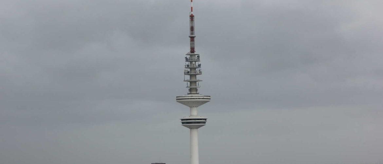 Heinrich-Hertz-Turm, Hamburg, 2012