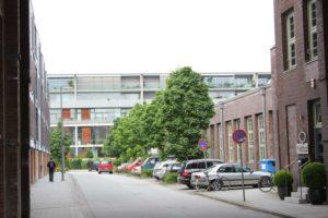 Straßenbahnring/Falkenstieg, Hoheluft, Hamburg, 2013