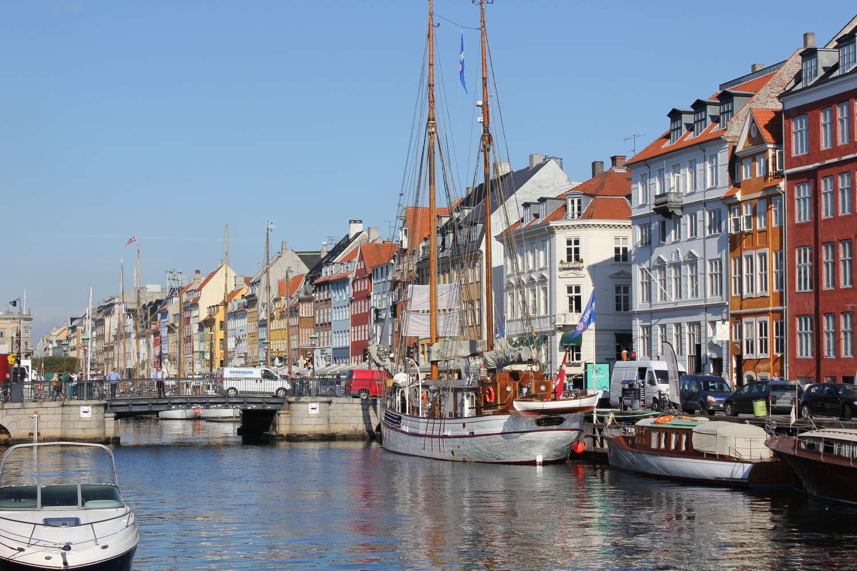 Nyhavn, Kopenhagen, 2013