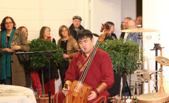 Neujahrsempfang im Neuen Rathaus, Gobelinsaal, Hannover, 2014