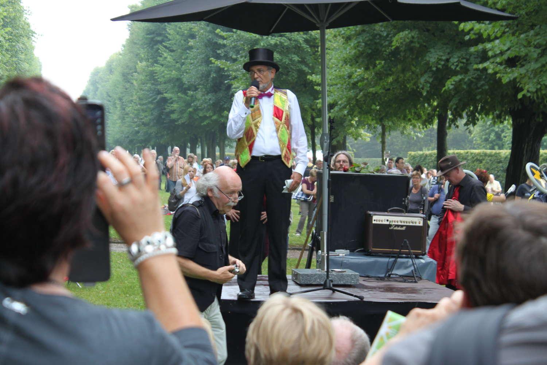 Eröffnung des Kleinen Fests 2014, Hannover