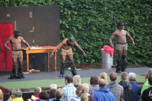 Black Blues Brothers, Kleines Fest, Hannover, 2015