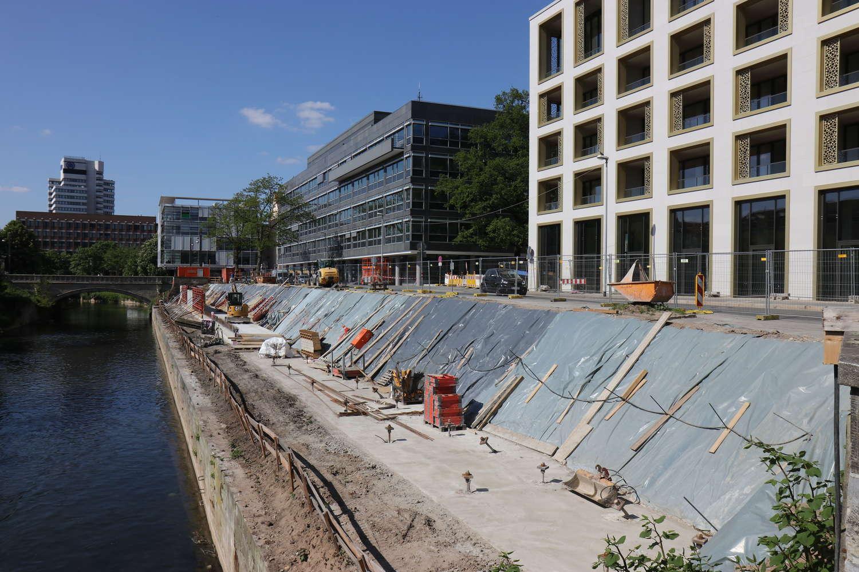 Am Hohen Ufer, 2. Bauabschnitt, Hannover, 2018