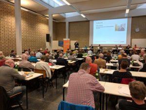ADFC-Landesverbandsversammlung, Grußwort Stefan Schostok, Hannover, 2019