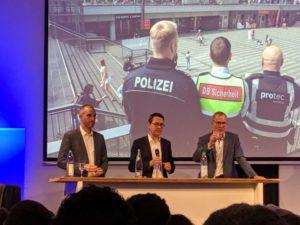 Belit Onay, Marc Hansmann und Eckhard Scholz zum Thema