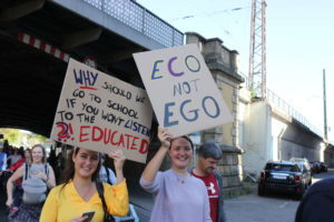 Why should I go to school - Eco not ego