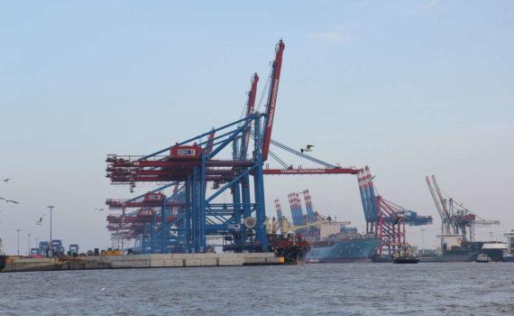 Hafen, Hamburg, 2015