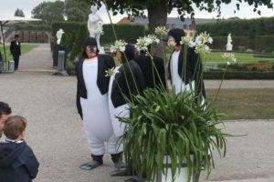 Theater Pikante, Pinguine, Kleines Fest im Großen Garten, 2019