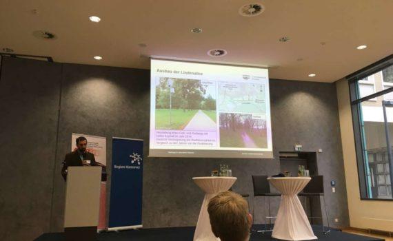 Torsten von Einem berichtet über die Auswirkungen von Asphaltdecken auf den Radverkehr in Potsdam