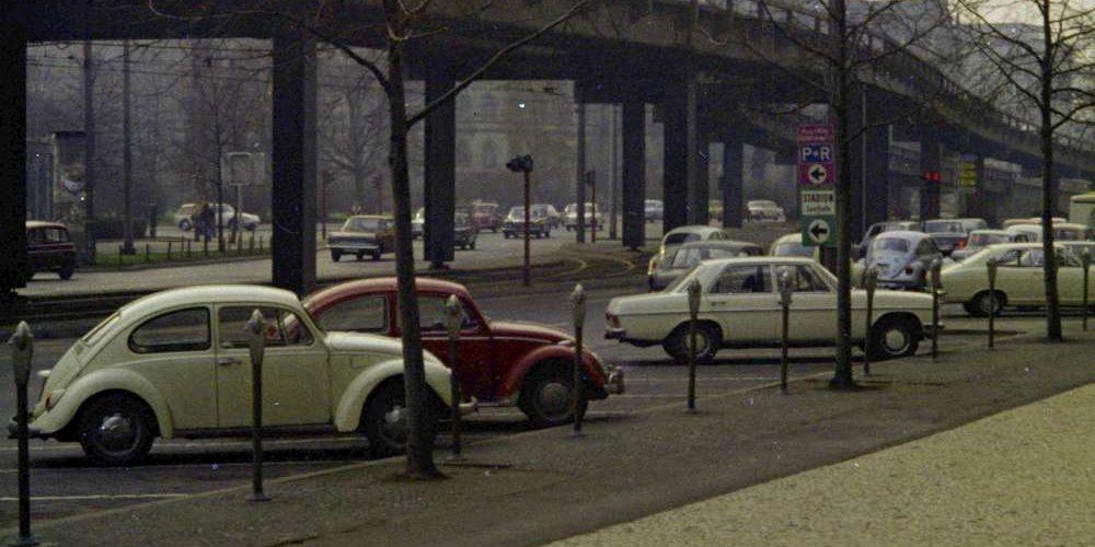 Friedrichswall 1974