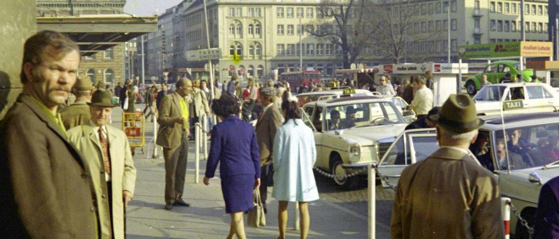 Ernst August-Platz, 1974
