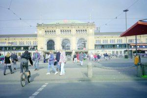 Ernst-August-Platz, Oktober 1995